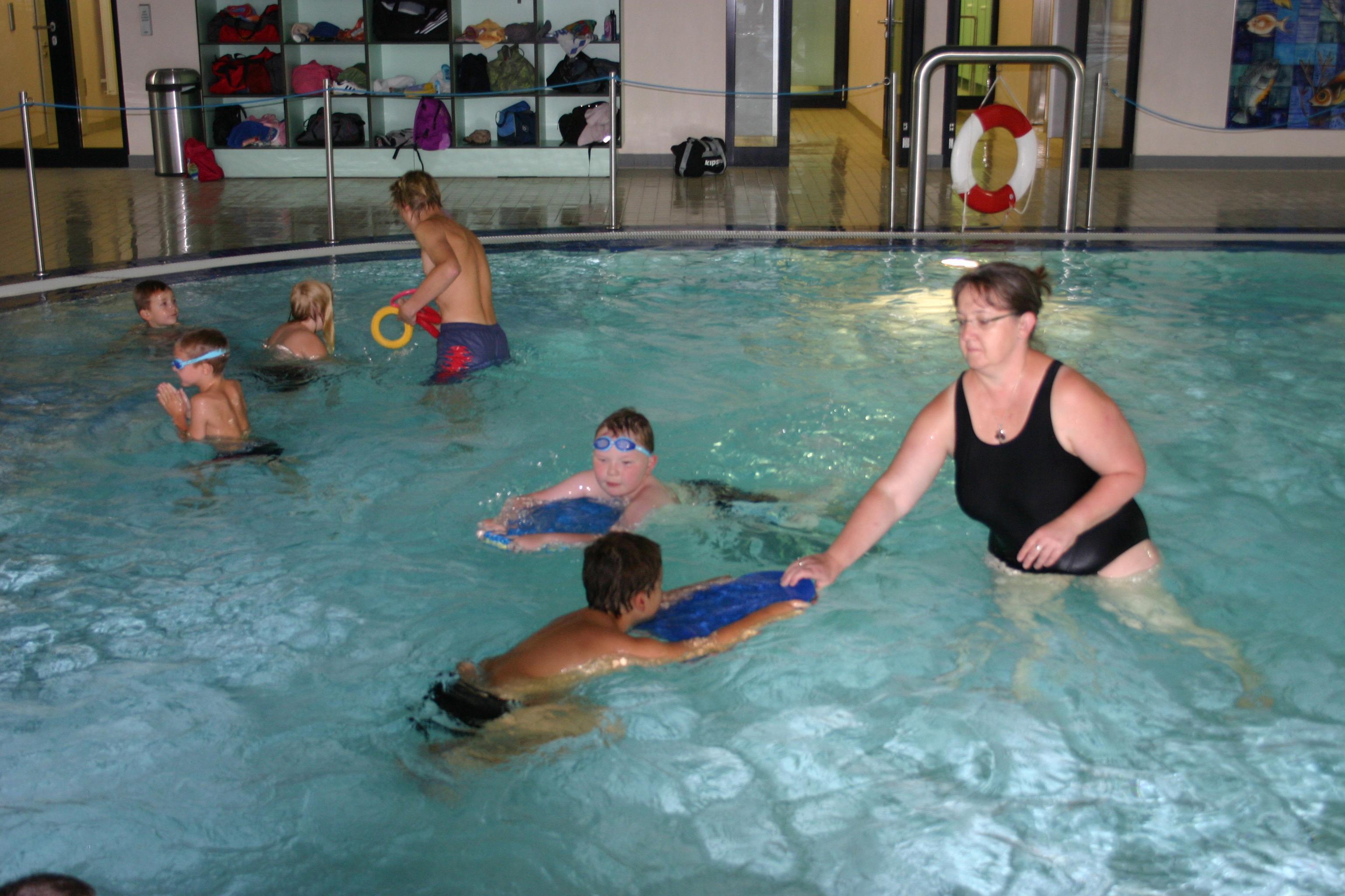 Schwimmen Online Lernen